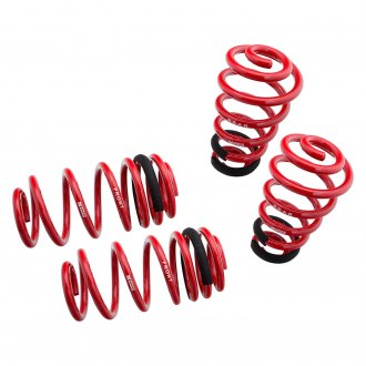 "Megan Racing® - 1.5"" x 1.25"" Front and Rear Lowering Coil Springs"