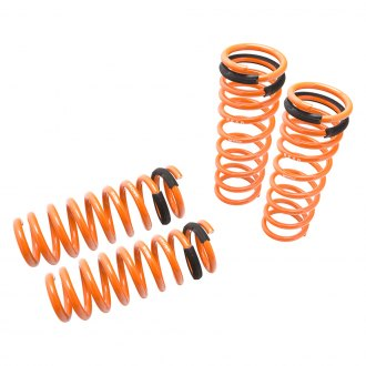 "Megan Racing® - 1.25"" x 1.4"" Front and Rear Lowering Coil Springs"