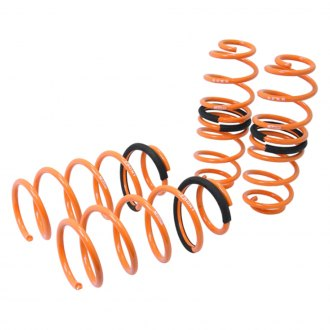 "Megan Racing® - 1.375"" x 1.75"" Front and Rear Lowering Coil Springs"