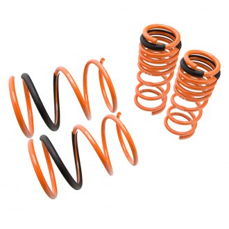 "Megan Racing® - 1.5"" x 1.75"" Front and Rear Lowering Coil Springs"
