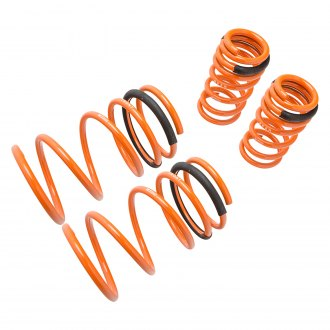 "Megan Racing® - 1.5"" x 1.4"" Front and Rear Lowering Coil Springs"