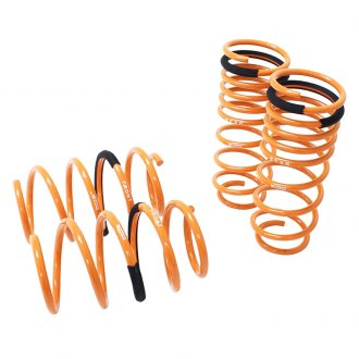 "Megan Racing® - 1.38"" x 1.34"" Front and Rear Lowering Coil Springs"