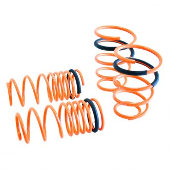 "Megan Racing® - 1.3"" x 1.3"" Front and Rear Lowering Coil Springs"