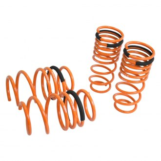 "Megan Racing® - 1"" x 1"" Front and Rear Lowering Coil Springs"