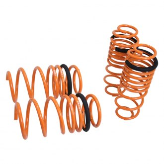 "Megan Racing® - 1.25"" x 1"" Front and Rear Lowering Coil Springs"