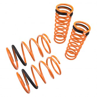 "Megan Racing® - 2.25"" x 2.5"" Front and Rear Lowering Coil Springs"