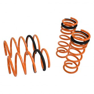 "Megan Racing® - 1.75"" x 1.75"" Front and Rear Lowering Coil Springs"