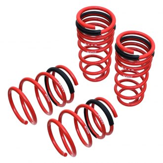 "Megan Racing® - 1.1"" x 1.49"" Front and Rear Lowering Coil Springs"