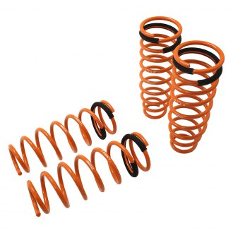 "Megan Racing® - 1.9"" x 1.8"" Front and Rear Lowering Coil Springs"