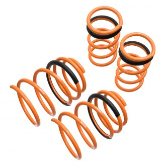"Megan Racing® - 1.25"" x 1.25"" Front and Rear Lowering Coil Spring Kit"
