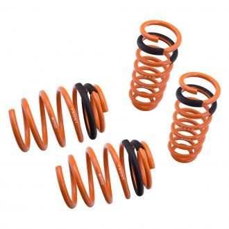 "Megan Racing® - 1.5"" x 1.5"" Front and Rear Lowering Coil Springs"