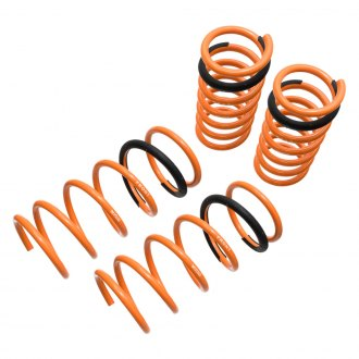 "Megan Racing® - 2""-2.25"" x 2"" Front and Rear Lowering Coil Springs"