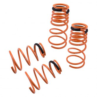 "Megan Racing® - 1.8"" x 1.7"" Front and Rear Lowering Coil Springs"