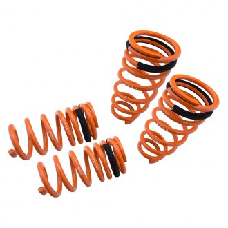 "Megan Racing® - 1.25"" x 1.25"" Front and Rear Lowering Coil Springs"