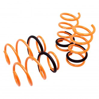 "Megan Racing® - 1"" x 0.95"" Front and Rear Lowering Coil Springs"