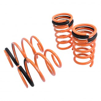 "Megan Racing® - 3"" x 2.25"" Front and Rear Lowering Coil Springs"