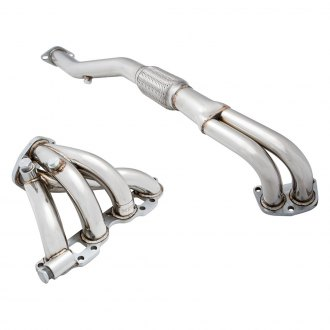 Megan Racing® - 304 SS 4-2-1 Exhaust Header