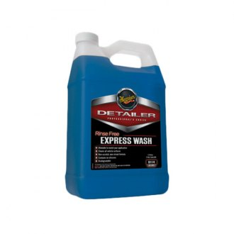 Meguiars® - 4-Piece 4 Gal. Glass Cleaner Concentrate
