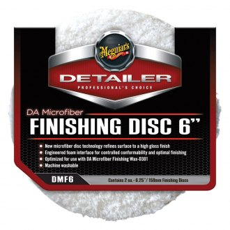 Meguiars® - Finishing Disc 6""