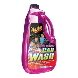 Meguiars® - Deep Crystal™ Car Wash