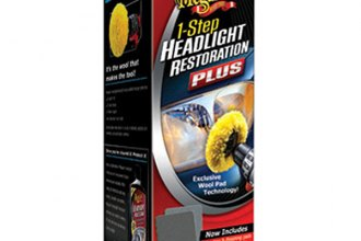 Meguiars® G1900K - 1-Step™ Headlight Restoration Kit