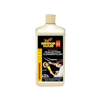 Meguiars® - Mirror Glaze™ Dual Action Cleaner Polish