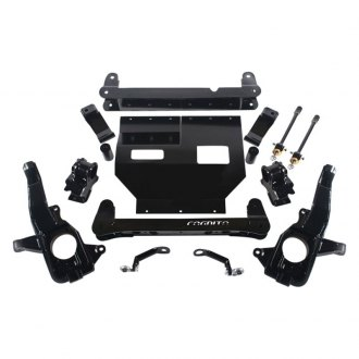 "Merchant Automotive® - 4"" x 1"" Cognito Front and Rear Suspension Lift Kit"