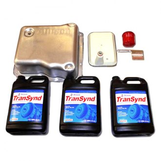 Merchant Automotive® - Allison Deep Pan Combo Kit, With Transgo Jr and 3 Gallons of Transynd