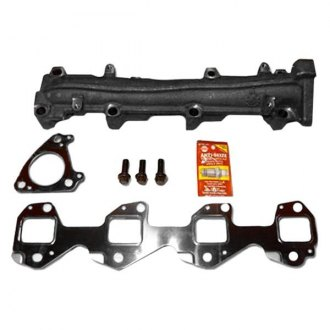 Merchant Automotive® - MAX Flow Left Side Manifold Upgrade Kit