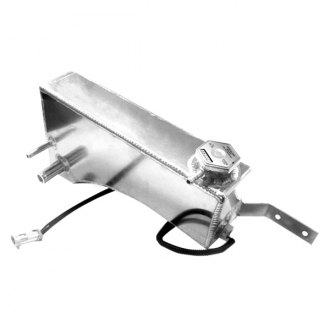 Merchant Automotive® - Twin Turbo Aluminum Fabricated Coolant Tank