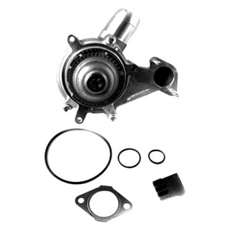 Merchant Automotive® - Engine Coolant Water Pump Kit with Cover