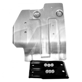 Merchant Automotive® - Skid Plate Set
