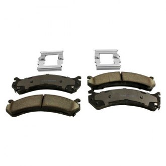 Merchant Automotive® - Professional Ceramic Front Brake Pads