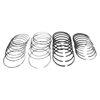 Merchant Automotive® - Mahle Piston Ring Set