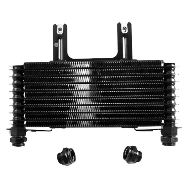 Sbc Oil Cooler : How to add transmission oil a chevy duramax autos