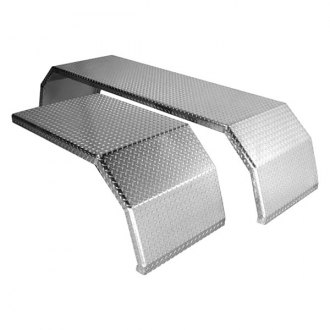 Merritt Aluminum® - Rear Super Duty Full Tandem Fender