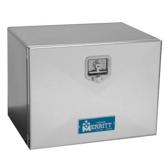 Merritt Equipment® - Aluminum Tool Box