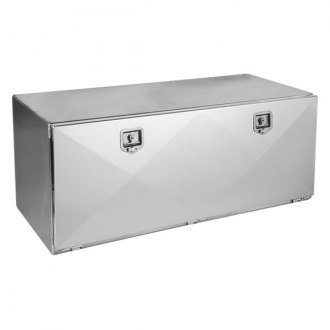 Merritt Equipment® - S-S Series Aluminum Tool Box