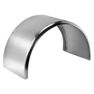 Merritt Aluminum® - Rear Single Tire Fender Full Radius