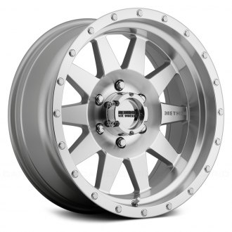 METHOD RACE WHEELS® - 301 THE STANDARD Machined