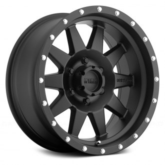 METHOD RACE WHEELS® - 301 THE STANDARD Matte Black