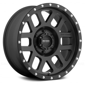 METHOD RACE® - 306 MESH Matte Black