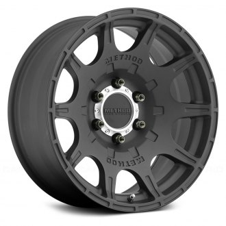 METHOD RACE WHEELS® - 308 ROOST Matte Black