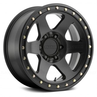 METHOD RACE® - 310 CON6 Matte Black