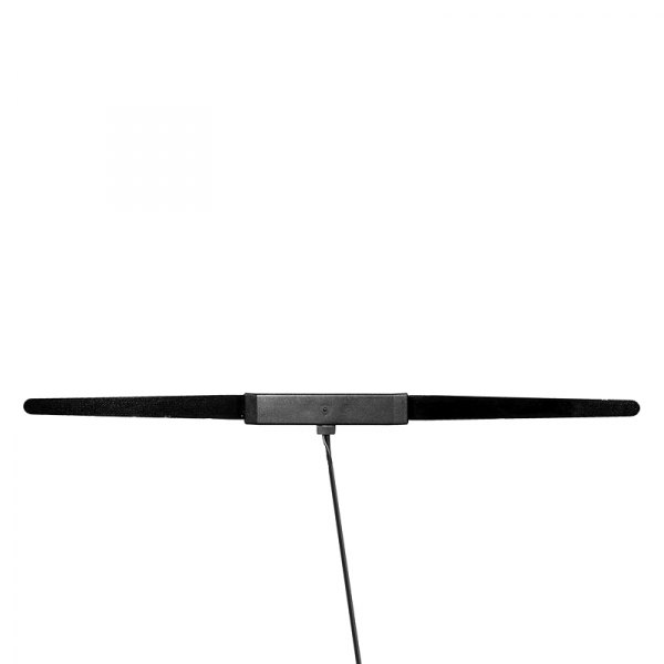 Metra® - Amplified Glass Mount Replacement Antenna, Black