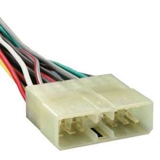 subaru brat oe wiring harnesses stereo adapters carid com rh carid com