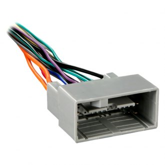 Metra® - Aftermarket Radio Wiring Harness with OEM Plug
