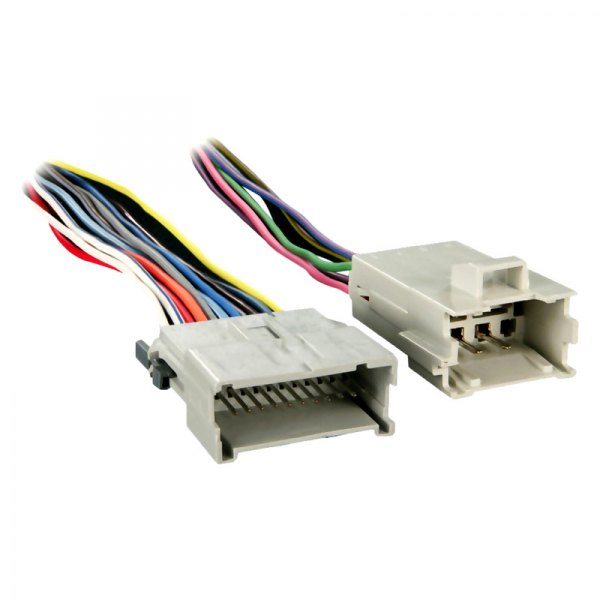 aftermarket stereo wiring harness metra   70 2054 aftermarket radio wiring harness with oem plug  metra   70 2054 aftermarket radio