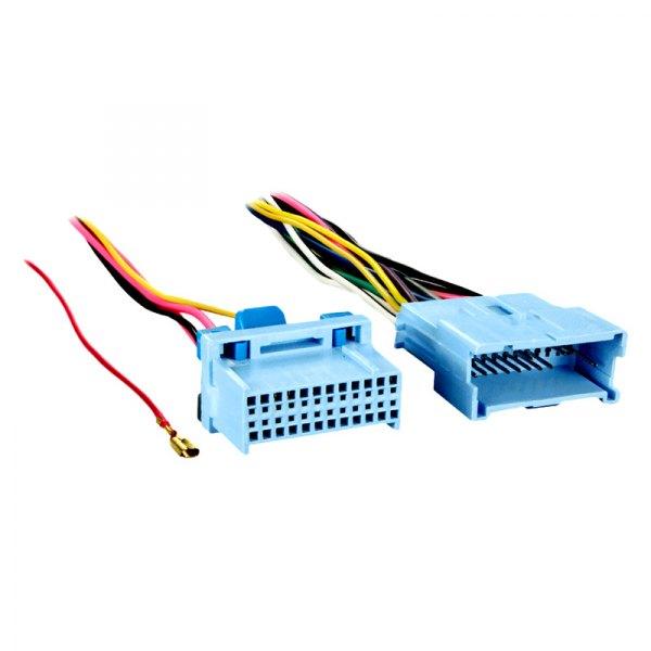 metra 174 70 2103t oe radio relocation wiring harness