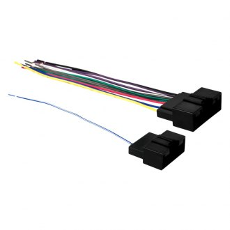 ford oe wiring harnesses stereo adapters at carid com metra® aftermarket radio wiring harness oem plug